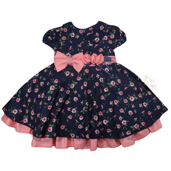 54460a62d Vestido de Festa Para Bebê Isabele - Beth Bebê - Loja de mix2